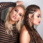 Hair & Makeup models
