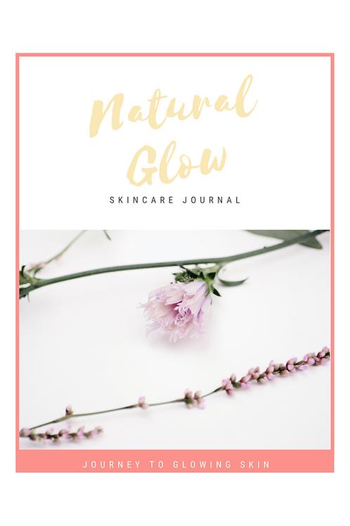 Natural Glow Skincare Journal