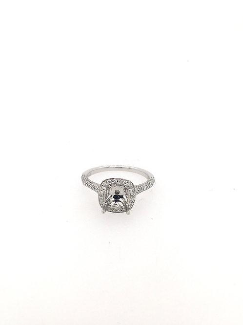 14kw Semi Mount with Diamonds