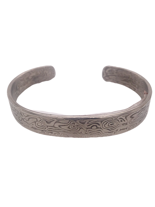 Damascus Steel Cuff