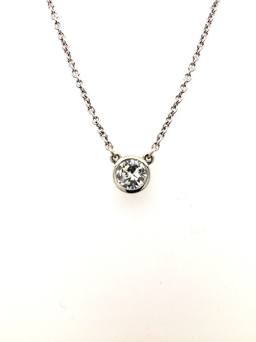 Diamond with 14kw Chain