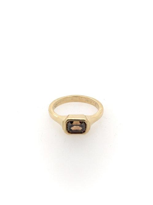 Diamond in 14ky Ring