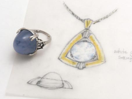 The Custom Jewelry Process Made Easy