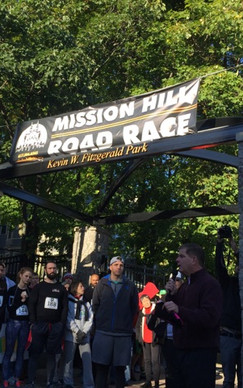 Mission Hill Annual Road Race