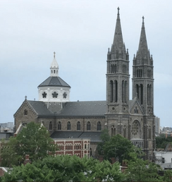 Mission Hill's Basilica of Our Lady of Perpetual Help