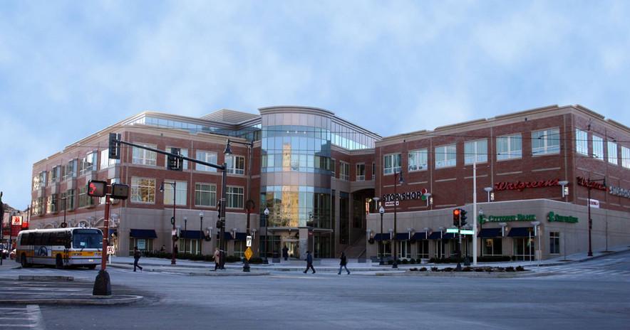 Brigham Plaza