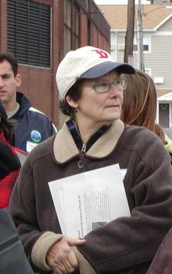 Former Board Member Susan St Clair