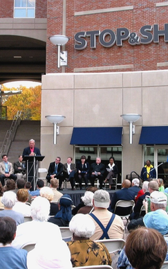 Grand Opening of One Brigham Circle