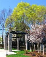 Kevin Fitzgerald Park in Springtime