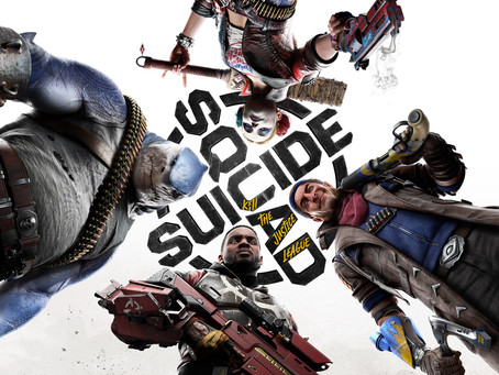 Official Key Art for Suicide Squad: Kill the Justice League Revealed!