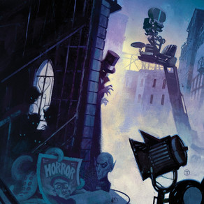 No Business Like Horror Business in R.L. Stine's JUST BEYOND: MONSTROSITY