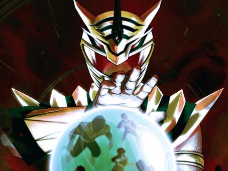 Mighty Morphin' Power Rangers Vol. 4