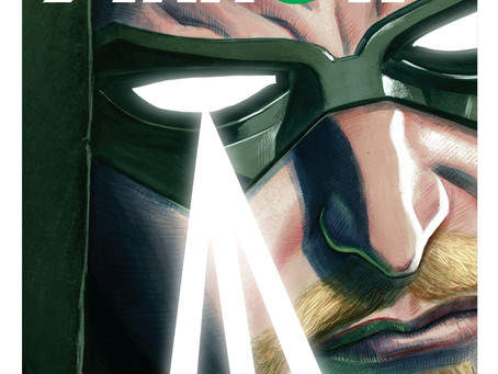 Green Arrow Rebirth Vol 1: The Life and Death of Oliver Queen