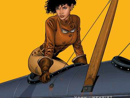 Black Angel: Issue 1 - Night Hawk Review