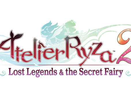ATELIER RYZA 2: LOST LEGENDS & THE SECRET FAIRY LAUNCHES THIS FRIDAY ACROSS EUROPE!