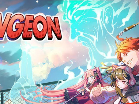 Anime Roguelite Action RPG 'Zengeon' Launching Today on Nintendo Switch with 20% Launch Discount!
