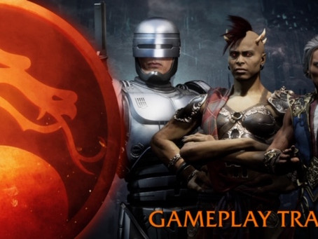 Latest Mortal Kombat™ 11: Aftermath Trailer Reveals New Gameplay for Upcoming Characters.