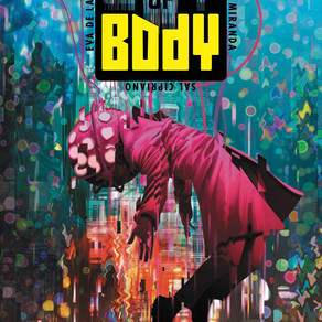 Out of Body - 1. Giving Up The Ghost Review