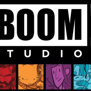 Boom! Studios Celebrates Prestigious 2021 Eisner Award Nominations!