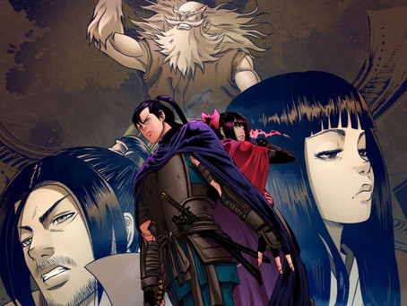 Honor and Curse Vol. 2 - Mended Review