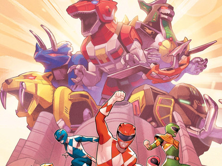 Mighty Morphin' Power Rangers Vol. 5