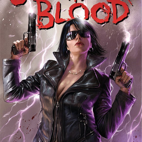 Jennifer Blood Takes on a Whole Town of Mobsters!