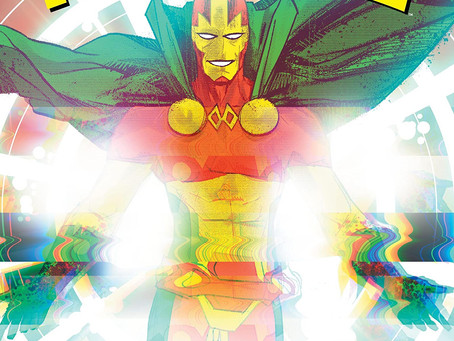 Mister Miracle Review