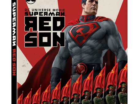 Superman: Red Son Competition Winners!