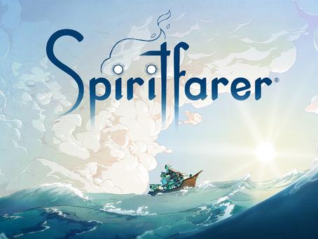 Spiritfarer by Thunder Lotus Games!