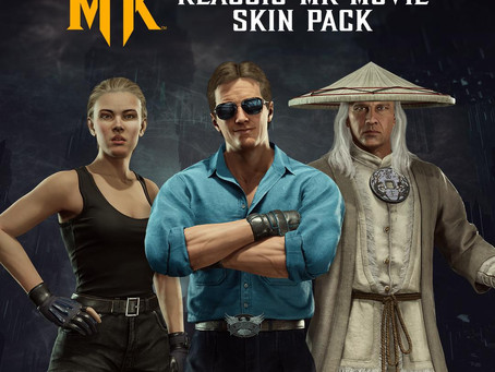 New Mortal Kombat™ 11 Skin Pack Revealed Inspired by Original 1995 Film – Available Now!