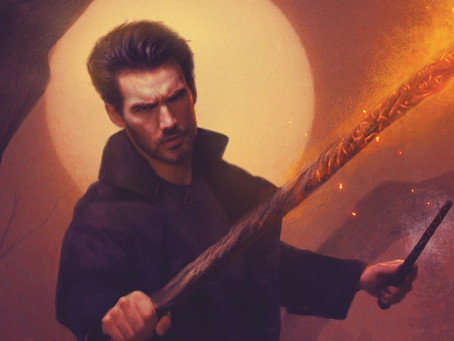 Jim Butcher Returns to The Dresden Files in New Graphic Novel!