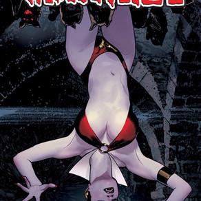 Vampiverse Connects Hundreds of Alternate Vampirellas!