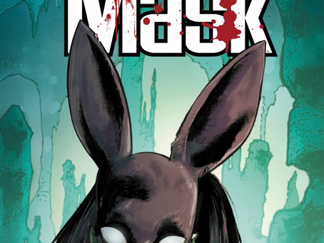 Bunny Mask - Issue 1 Review