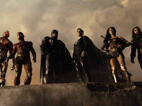 ZACK SNYDER'S JUSTICE LEAGUE COMES HOME FROM WARNER BROS. HOME ENTERTAINMENT!