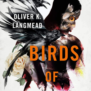 Birds of Paradise by Oliver K Langmead