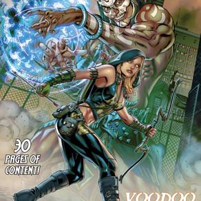 Robyn Hood - Voodoo Dawn Review