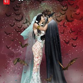 Vampirella's Wedding Gets Even Bigger! Extra Pages at No Extra Cost!