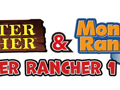 RE-VISIT THE MAGICAL WORLD OF MONSTER RANCHER WITH MONSTER RANCHER 1 & 2 DX