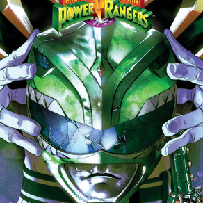 Mighty Morphin' Power Rangers - Shattered Grid Review