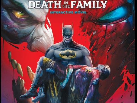 CLOSED! WIN BATMAN: DEATH IN THE FAMILY ON BLU-RAYTM