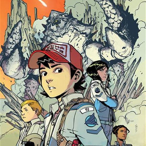 Netflix Announces MECH CADETS Animated Series Based on the BOOM! Studios comic series Mech Cadet Yu!