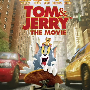 THE MOST BELOVED RIVALRY IN HISTORY Tom & Jerry The Movie BRING THE MISCHIEF HOME!