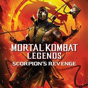 Character Profile Cheat Sheet Mortal Kombat Legends: Scorpion's Revenge