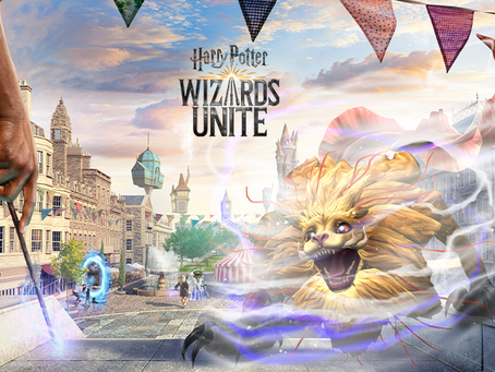 Mischievous Magical Mayhem Coming to Harry Potter: Wizards Unite