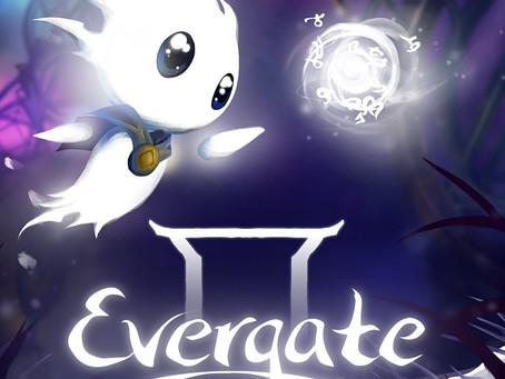 Fiendish & Haunting Puzzle Platformer Evergate Fully Optimised For Xbox Series X Launch!
