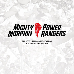 Might Morphin'/Power Rangers Vol. 1 Limited Edition HC Review