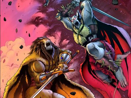 Battlecats Vol. 2- Fallen Legacy Review