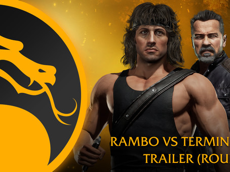 New Mortal Kombat 11 Ultimate Trailer Debuts Marquee Matchup – Rambo vs. Terminator!