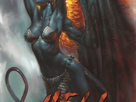 Hell Sonja Rises From the Depths This January!