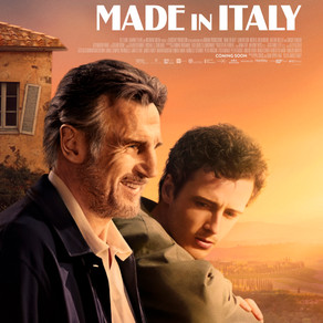 LIONSGATE PRESENTS MADE IN ITALY!